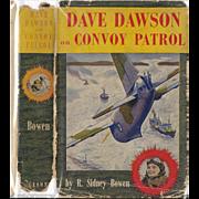 Dave Dawson on Convoy Patrol by R. Sidney Bowen, 1941