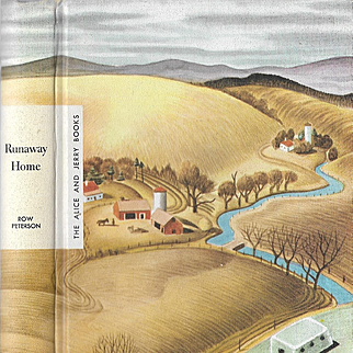 Runaway Home, illustrated by Gustaf Tenggren, 1957