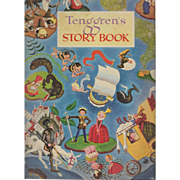 Tenggren's Fairy Tales illustrated by Gustaf Tenggren, First Edition 1944.