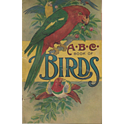 ABC Book of Birds, 1916