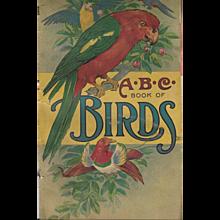 ABC Book of Birds, 1916