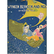 Wynken, Blynken and Nod, illustrated by Fern Bisel Peat 1937