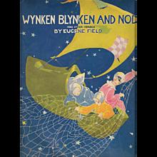 Wynken, Blynken and Nod, illustrated by Fern Bisel Peat 1937