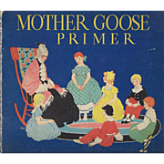 Mother Goose Primer illustrated by Marie Schubert and Mary Kyle, 1928.