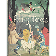 Dean's A Book of Fairy Tales, illustrated by Janet and Anne Grahame-Johnstone, 1977.