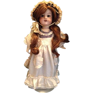 "Armand Marseille 390n Doll 15"" High"