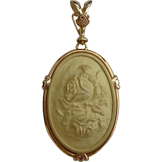 Cameo - 18 Kt Gold - Ivo Spina