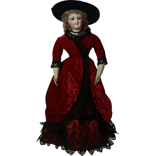"15"" E Bru circa 1873 doll"