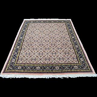 7.10' x 10.6'  Persian, Handmade  Bidjar Rug