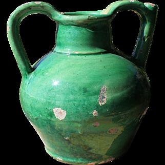 19th Century Languedocienne Cruche
