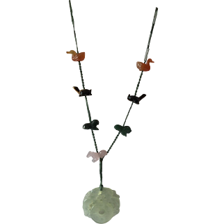 Jade Fetish Necklace