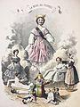 La Reine Des Poupees Antiques