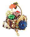 Judy's Jewelry Basket