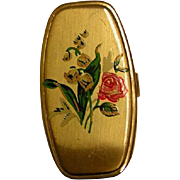 Fabulous 50's Vintage Lipstick Mirror from Japan