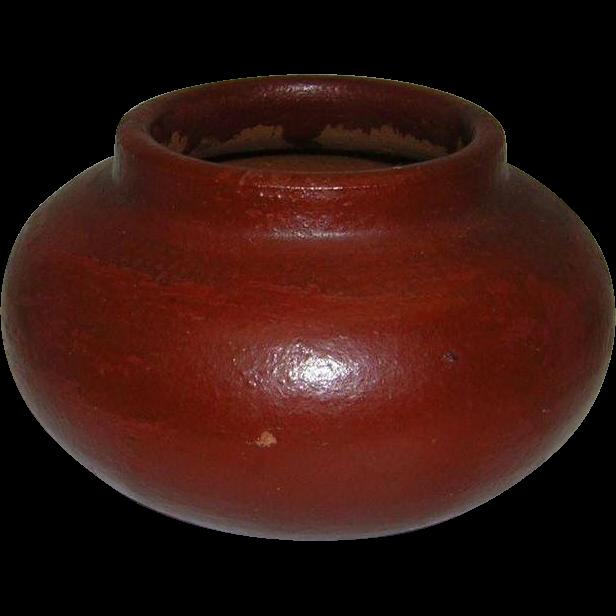 Vintage Native American Style Pot