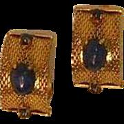 Vintage 1967 Grosse Earrings Germany
