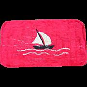 Vintage Nautical Rug