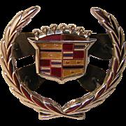 Vintage Cadillac Emblem 1990's