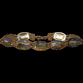Vintage Souvenir Bracelet from Bermuda