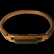 Vintage Avon Jade Bracelet