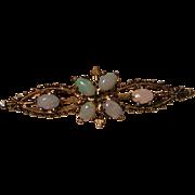 Vintage Opal Pin