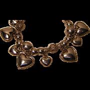 Vintage Heart's Bracelet