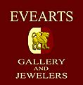 Evearts Gallery and Jewelers logo