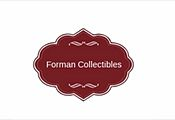 Forman Collectibles logo