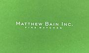 Matthew Bain Inc. logo