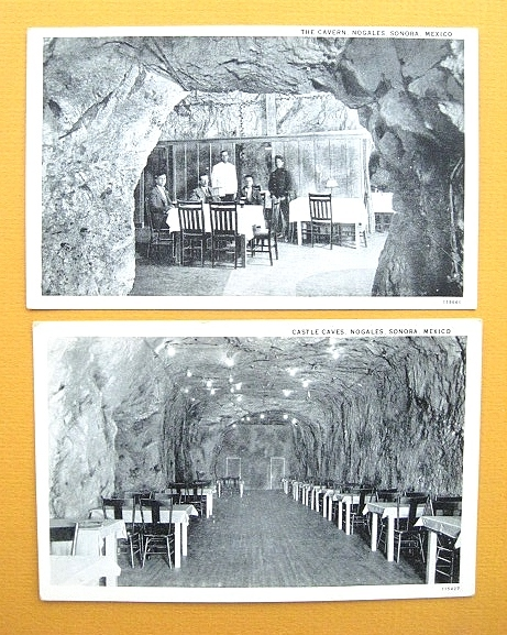 Caverns Palace Restaurant Menu