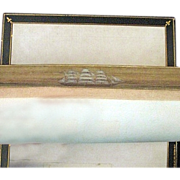 Double Fore-Edge Painting Fouqué's Sintram and His Companions 1841