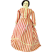 McCalls' Godey Lady Cloth Doll and Pattern