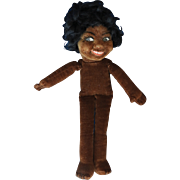 Norah Wellings Islander, Cloth Doll
