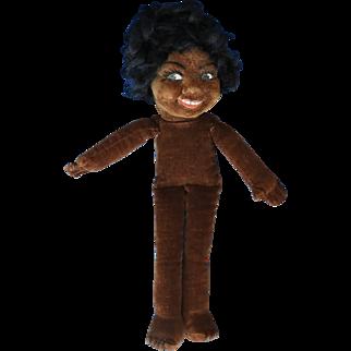 Norah Wellings Islander, Cloth Doll