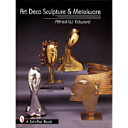 Art Deco Sculpture and Metalware by Alfred W Edward