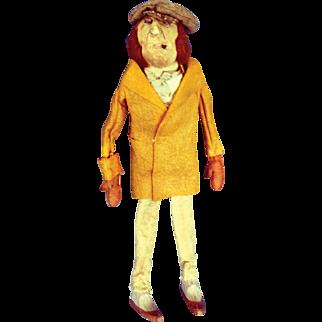 Kammer & Reinhardt, K*R, Cloth Character Doll, HTF