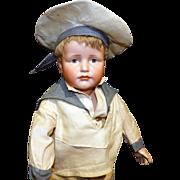 Fabulous Kammer & Reinhardt Character Doll 114, Hans