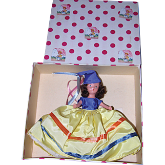 Nancy Ann Storybook Doll – A January Merry Maid for the New Year