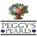 Peggy's Pearls logo
