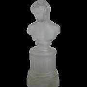 Victorian German Art Glass Fairy Lamp