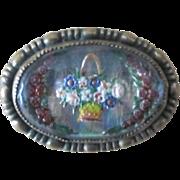 Interesting Victorian Brooch