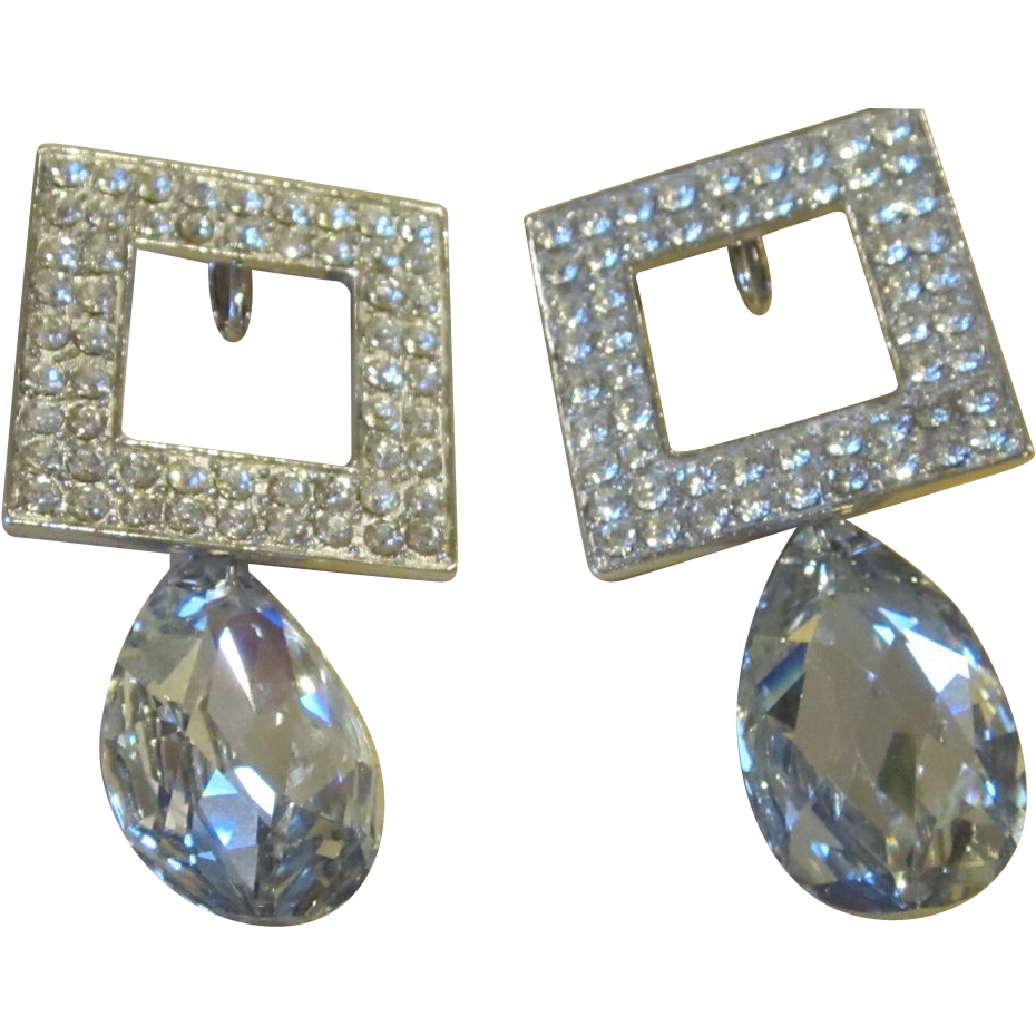 Jay feinberg vintage runway statement earrings from for Best place to sell gold jewelry in chicago