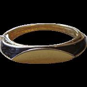 LANVIN- vintage signed bracelet