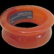 MONET DIRECTIVES- bold bangle bracelet