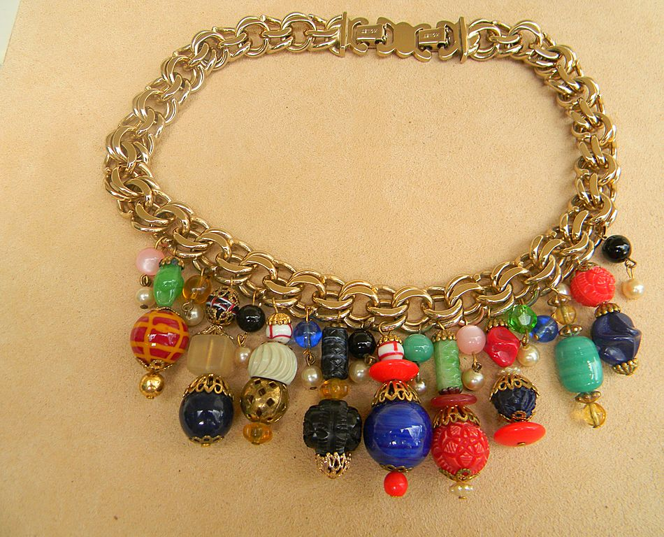 Dating miriam haskell jewelry 2