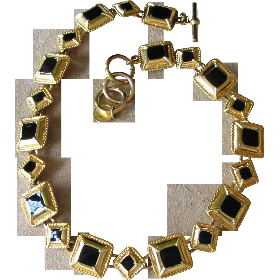 Anne Klein Vintage Designer Necklace