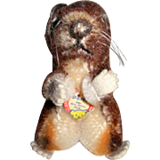 "3 1/2"" Steiff Perri for Walt Disney Productions Squirrel"