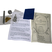 "1/8"" Improved eyelet Setting Kit; Ideal for shoes and corsets"