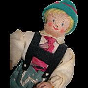 """7 1/4"""" Bavarian Boy"""