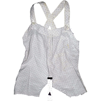 Darling Cotton Toddler Overalls
